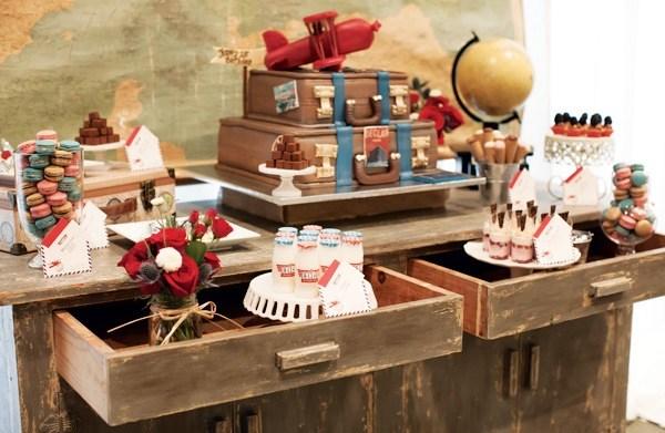 around-the-world-vintage-themed-birthday