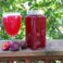 Easy Homemade Spiced Plum Cordial